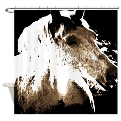 pale_horse_shower_curtain